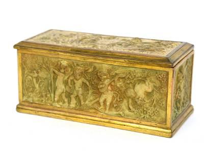 Terra Cotta Box