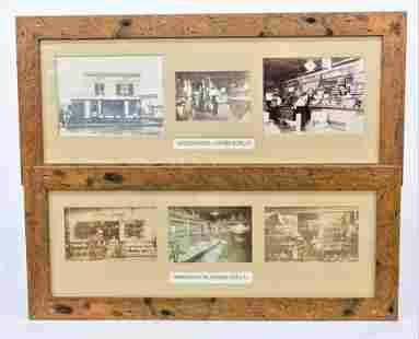 Six Hamilton, Ohio Early Merchant Photos