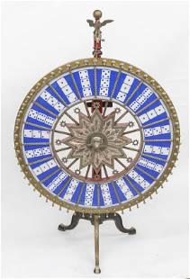 Outstanding H.C. Evans Dice Gaming Wheel