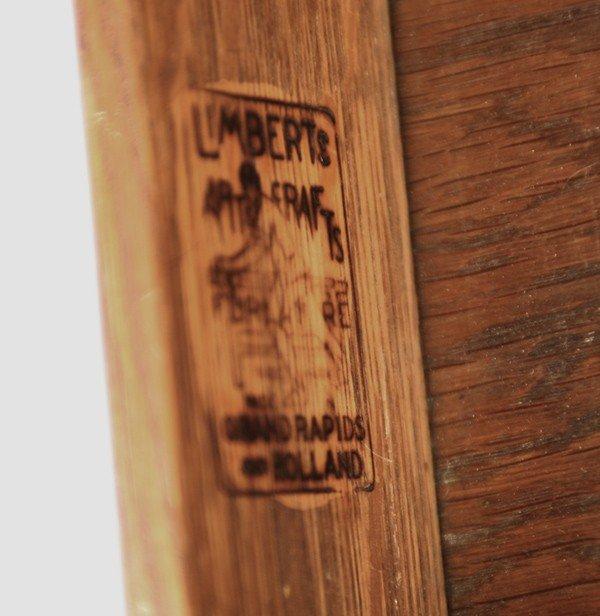 28: LIMBERT LIBRARY TABLE #130 - 7