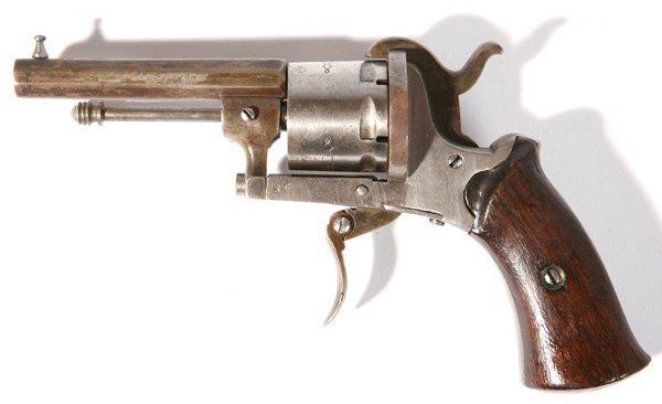 108: THE GUARDIAN AMERICAN MODEL 1878 REVOLVER