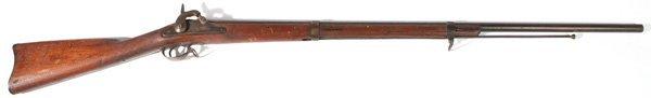 109: CIVIL WAR ERA SPRINGFIELD MODEL 1861 RIFLE