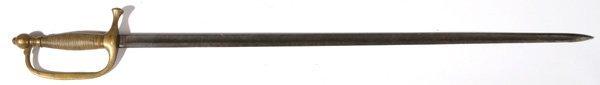 116: CIVIL WAR MUSICIANS SWORD