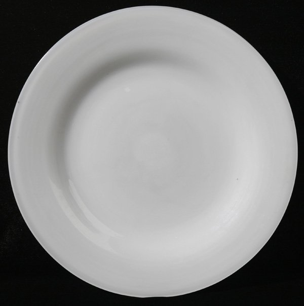 12: EARLY CLAMBROTH PLATE