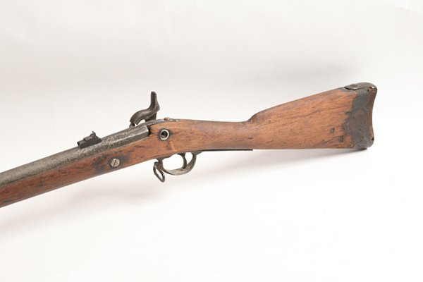 CIVIL WAR 1864 U.S. SPRINGFIELD RIFLE W/ BAYONET - 3
