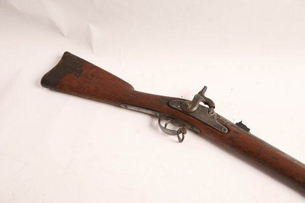 CIVIL WAR 1864 U.S. SPRINGFIELD RIFLE W/ BAYONET - 4