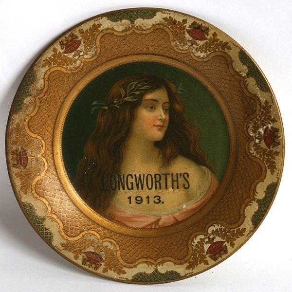 1913 LONGWORTH'S CINCINNATI VIENNA ART PLATE