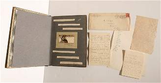 CHICAGO SCRAPBOOK OF FREDERICK PERRY FISH, PRES. AT&T