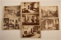 ALBUMEN CABINET CARD PHOTOS OF MT. VERNON
