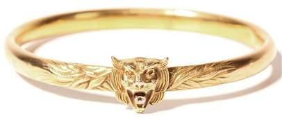 10K Gold Bracelet with Diamond