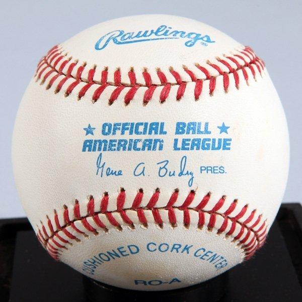 Ken Griffey Jr. Autographed Baseball - 2