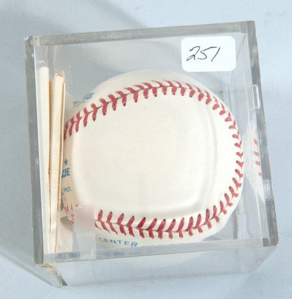 Ken Griffey Jr. Autographed Baseball - 4