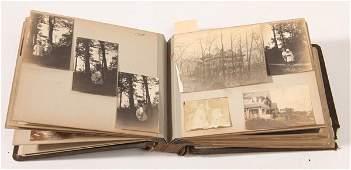 Photo Album w/ Ohio Gov. Geo Hoadley