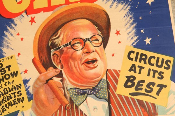 Two Billy Smarts Circus Posters - 5