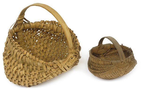 18: TWO BUTTOCKS BASKETS
