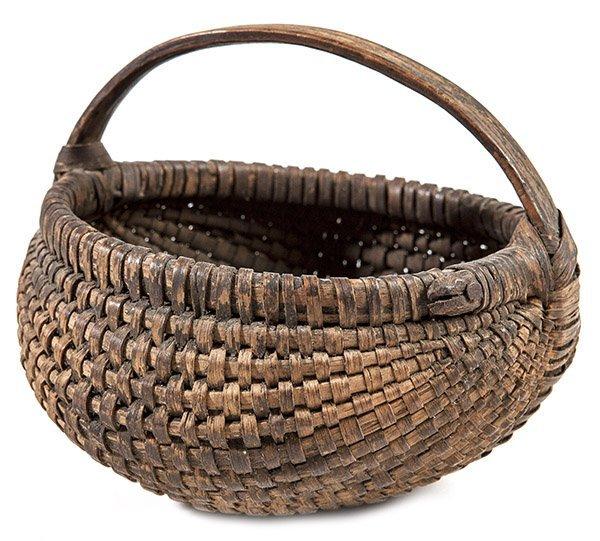 Miniature Buttocks Basket