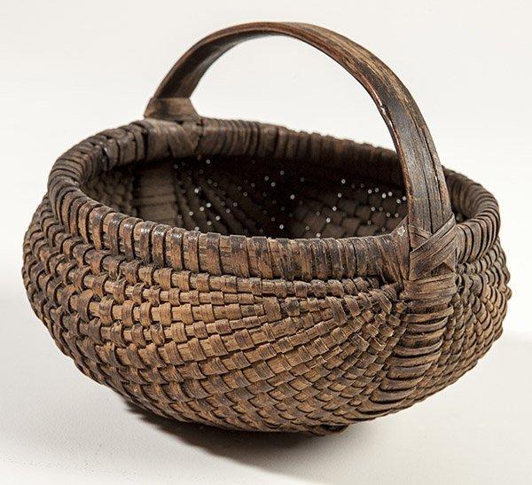 Miniature Buttocks Basket - 2