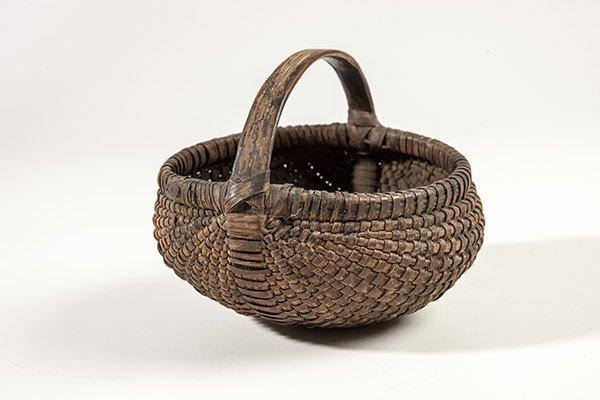 Miniature Buttocks Basket - 4