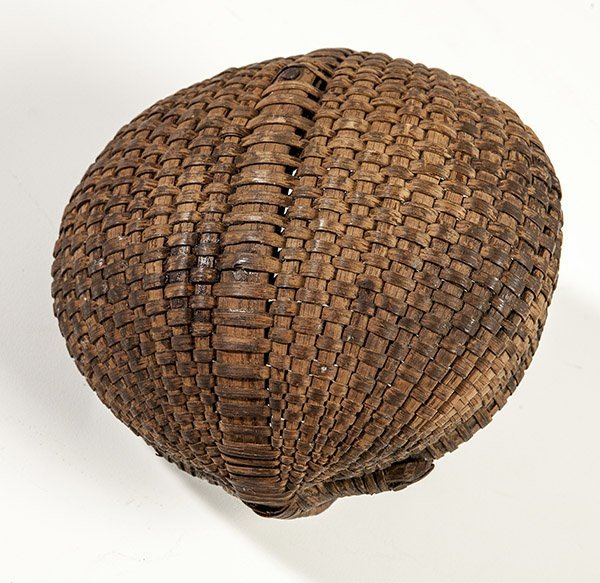 Miniature Buttocks Basket - 6