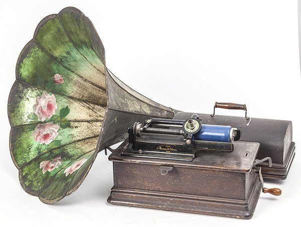 Edison Home Cylinder Phonograph