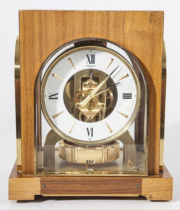 Scarce Jaeger LeCoultre Atmos Clock