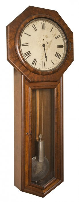 Seth Thomas Regulator No. 18 Clock