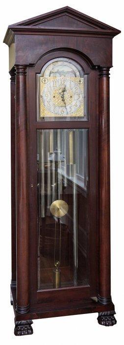 Bawo & Dotter Tall Case Clock