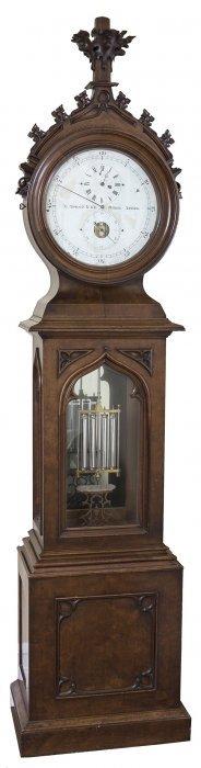 Rare E. Howard & Co. No. 22 Astronomical Standing Clock