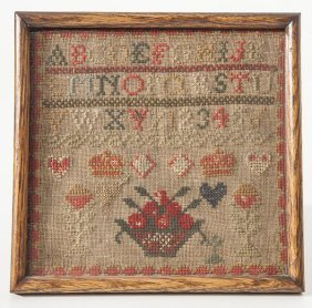 Early Miniature Sampler