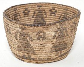 Pima Figural Basket