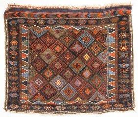 Antique Tribal Oriental Rug