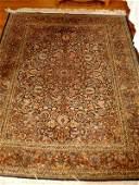 Fine Silk Blend Oriental Rug