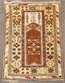 Semi-Antique Tribal Oriental Rug