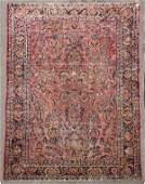 Semi-Antique Room Size Oriental Rug