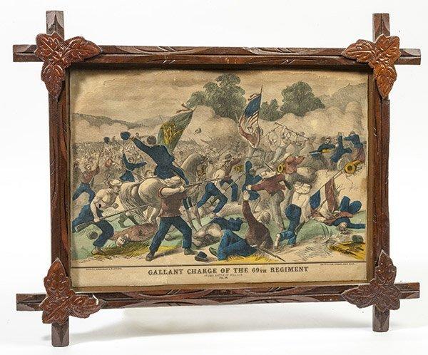 Civil War Lithograph
