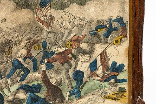 Civil War Lithograph - 5