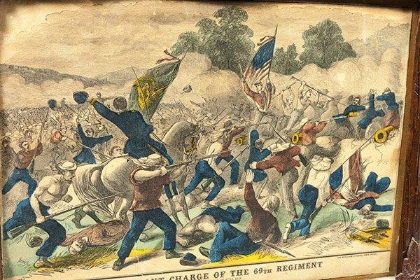 Civil War Lithograph - 6