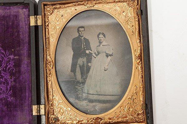 Quarter Plate Civil War Photograph - 3