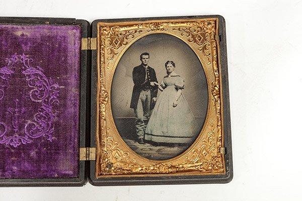 Quarter Plate Civil War Photograph - 5