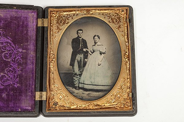 Quarter Plate Civil War Photograph - 6