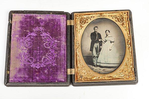 Quarter Plate Civil War Photograph - 7