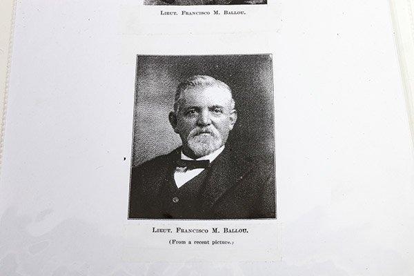 Civil War Manuscript Account of Lt. Francisco Marshall - 6