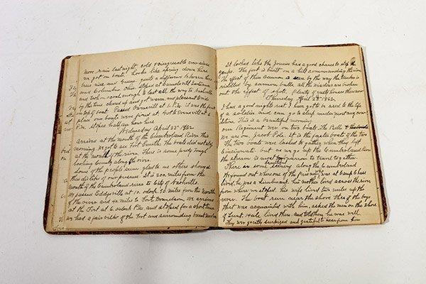 John H. McPherson 74 OVI Civil War Diary - 6