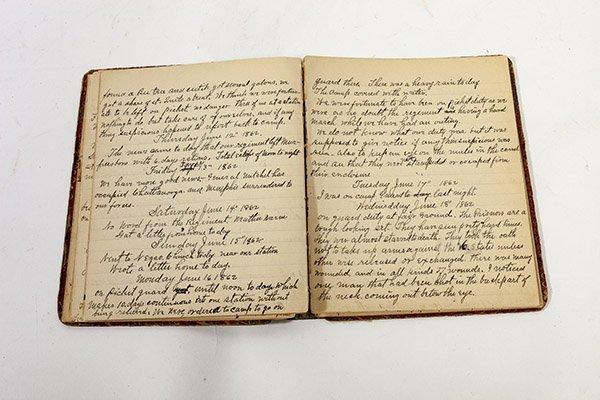 John H. McPherson 74 OVI Civil War Diary - 7