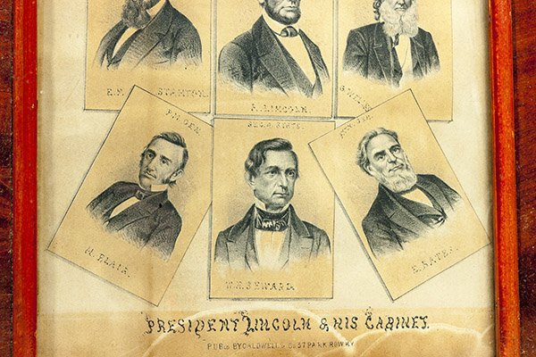 Early Lincoln Lithograph - 3