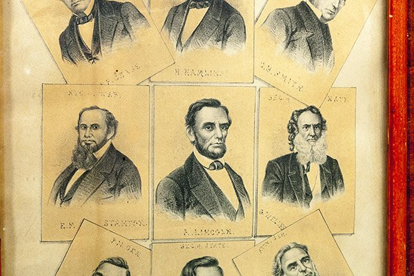 Early Lincoln Lithograph - 4