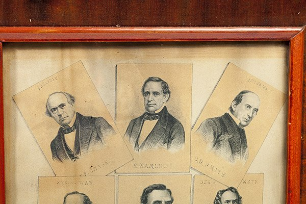 Early Lincoln Lithograph - 5