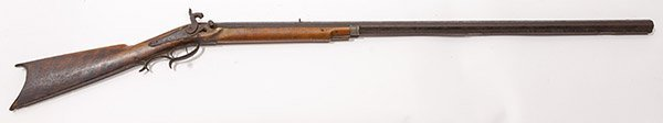 Michael Sells Augusta Ky. Long Rifle