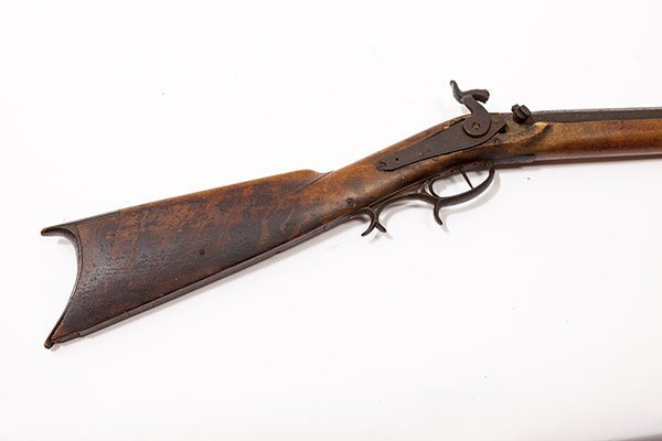 Michael Sells Augusta Ky. Long Rifle - 9