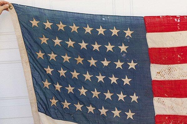 45 Star U.S. Flag - 2